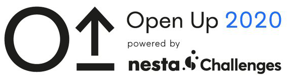 Nesta Open Up Logo